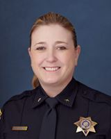 Photo of Beaverton Police Captain Ronda Groshong.